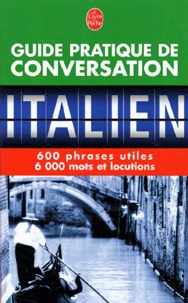 Lemememonde.fr Guide pratique de conversation italien Image