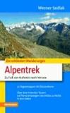 Werner Sedlak - Alpentrek - Zu Fuß von Kufstein nach Verona.