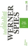 Werner Spies - L'oeil, le mot.