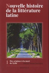 Histoiresdenlire.be Nouvelle histoire de la littérature latine - Volume 1, Des origines à la mort de Sylla Image