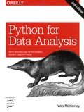 Wes McKinney - Python for Data Analysis - Data Wrangling with Pandas, NumPy, and IPython.