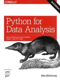 Python for Data Analysis - Data Wrangling with Pandas, NumPy, and IPython.pdf