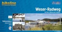 Weser Radweg - Von Hann. Münden nach Cuxhaven.