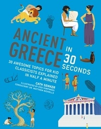 Wesley Robins - Ancient Greece in 30 Seconds.