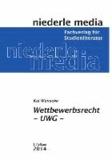Wettbewerbsrecht - UWG.