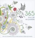 White Star - 365 jours de vie paisible - L'art de colorier pour lutter contre le stress quotidien.