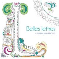 White Star - Belles lettres à colorier avec créativité.