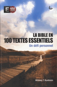 La Bible en 100 textes essentiels - Un défi personnel.pdf