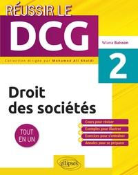 Wianna Buisson - Droit des sociétés DCG 2.