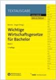 Wichtige Wirtschaftsgesetze für Bachelor 1.