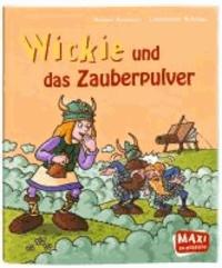 Wickie und das Zauberpulver.