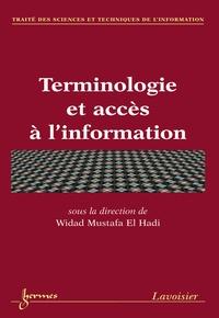 Widad Mustafa El Hadi - Terminologie et accès à l'information.