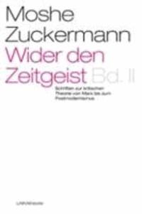 Wider den Zeitgeist II.
