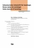 Wie Kriege die Soziologie herausfordern - Wie Kriege die Soziologie herausfordern.