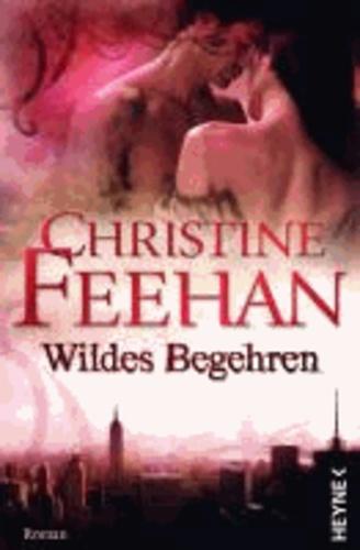 Wildes Begehren - Leopardenmenschen-Saga 03.