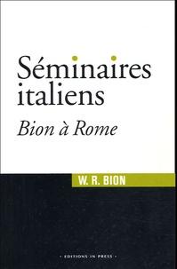 Lesmouchescestlouche.fr Séminaires italiens - Bion à Rome Image