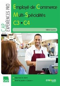 Wilfrid Guerrini - Employé de Commerce Multi-Spécialités CAP C3-C4.
