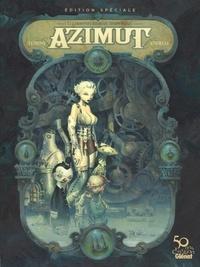 Wilfrid Lupano et Jean-Baptiste Andreae - Azimut Tome 1 : Les aventuriers du temps perdu.