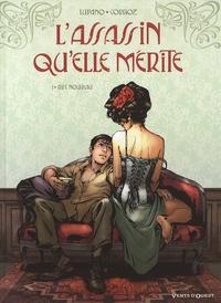 Wilfrid Lupano et Yannick Corboz - L'assassin qu'elle mérite Tome 1 : Art nouveau.