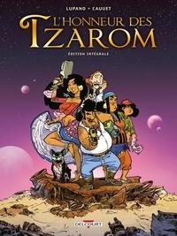 Téléchargement facile de livres en espagnol L'Honneur des Tzarom Intégrale