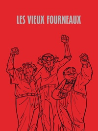 Wilfrid Lupano et Paul Cauuet - Les vieux fourneaux Tome 1 : Ceux qui restent - Edition collector avec supplément.