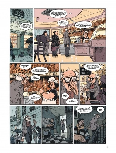 Les vieux fourneaux Tome 2 Bonny and Pierrot