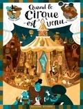 Wilfrid Lupano et Stéphane Fert - Quand le cirque est venu.