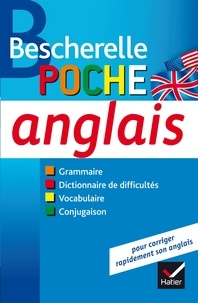 Wilfrid Rotgé et Michèle Malavieille - Bescherelle poche anglais.