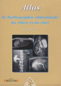Deedr.fr Atlas de radiographie abdominale du chien et du chat Image