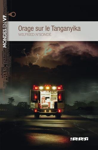 Orage sur le Tanganyika niv. B1 - Ebook