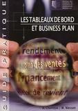 Wilfried Niessen et Anne Chanteux - Les tableaux de bord et Business Plan.