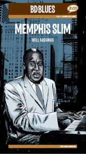 Will Argunas - Memphis Slim. 2 CD audio