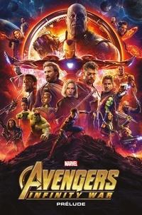 Will Corona Pilgrim et Tigh Walker - Avengers Infinity War - Prélude.