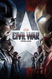 Will Corona Pilgrim et Lee Ferguson - Captain America - Civil War - Prélude.