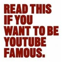 Will Eagle - Read this if you want to be youtube famous.