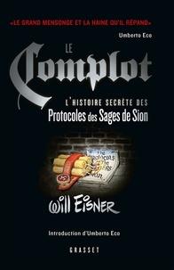 Will Eisner - Le complot - L'histoire secrète des Protocoles des Sages de Sion.