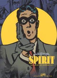 Will Eisner - Le Spirit Tome 5 : 24 août 1941 / 28 décembre 1941.