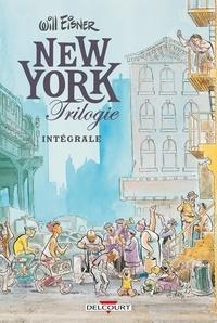 Will Eisner - New York Trilogie Intégrale : .
