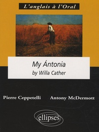 Willa Cather - My Antonia.