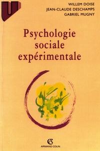 Willem Doise et Jean-Claude Deschamps - Psychologie sociale expérimentale.