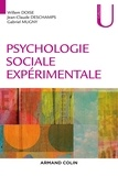 Willem Doise et Jean-Claude Deschamps - Psychologie sociale expérimentale.