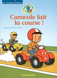 Willemijn Van Abeelen - Caracole fait la course !.