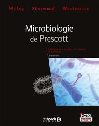 Willey et  Sherwood - Microbiologie de Prescott.