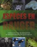 Willi Dolder - Espèces en danger - Animaux en voie de disparition et menaces pesant sur leur habitat.