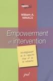 William-A Ninacs - Empowerment et intervention - Développement de la capacité d'agir et de la solidarité.