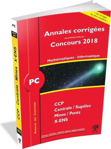 Mathématiques, Informatique PC  Edition 2018