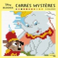 William Bal - Carrés mystères à colorier Disney Buddies.