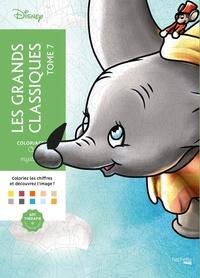 William Bal - Les grands classiques Disney - Tome 7.