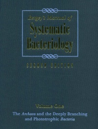 Bergeys Manual of Systematic Bacteriology - Volume 1, The Archaea and the deeply branching and phototrophic Bacteria, 2nd edition.pdf