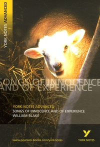 William Blake - Songs of Innocence & Songs of Experience de William Blake - York Notes Advanced.